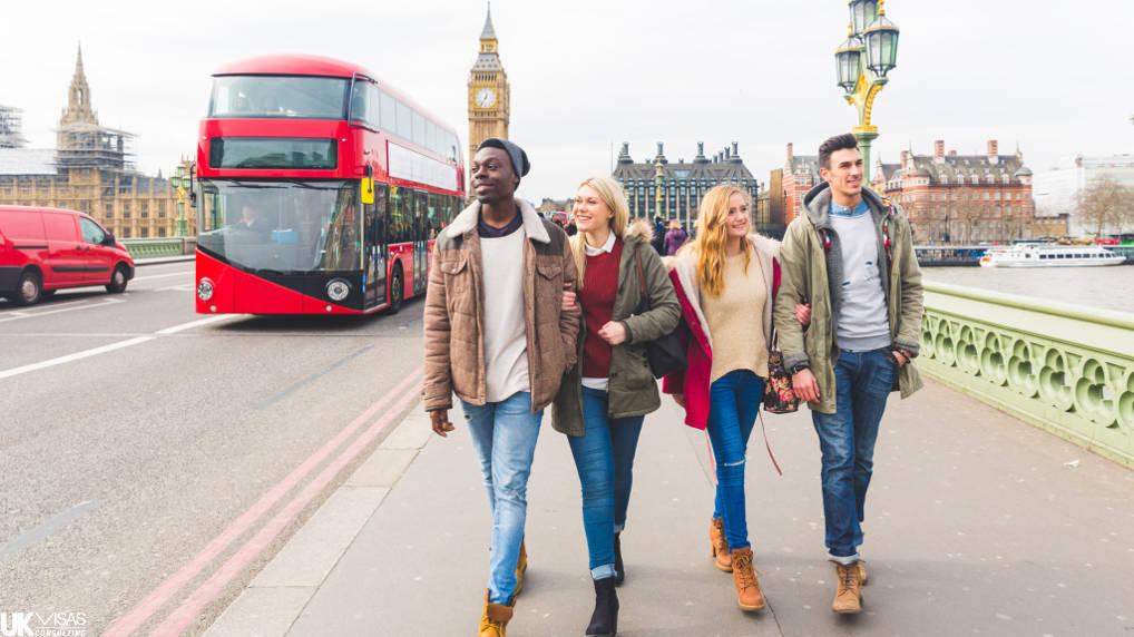 Visa privé - invitation britannique
