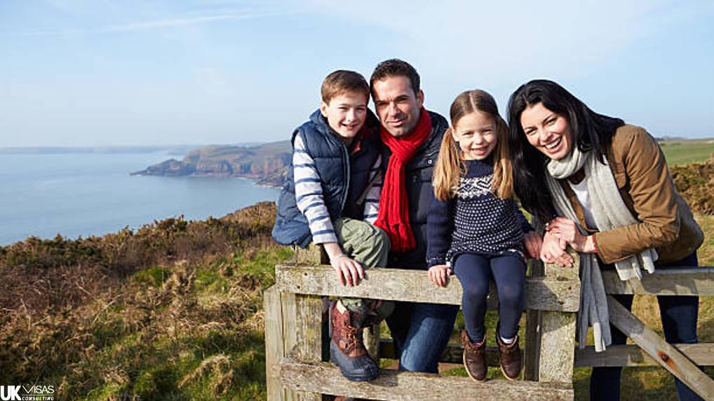 EEA Family Permit britannique