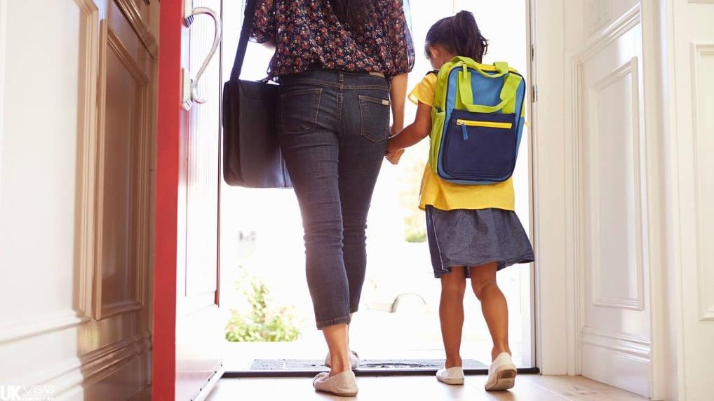 Visa parental d'accompagnant Tier4 enfant