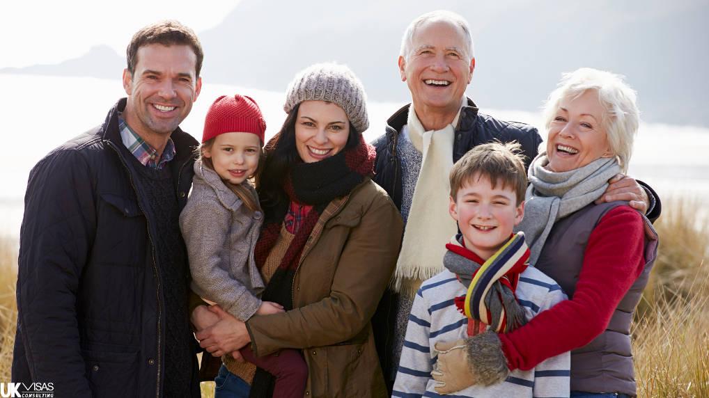 EEA Family permit в Великобританию
