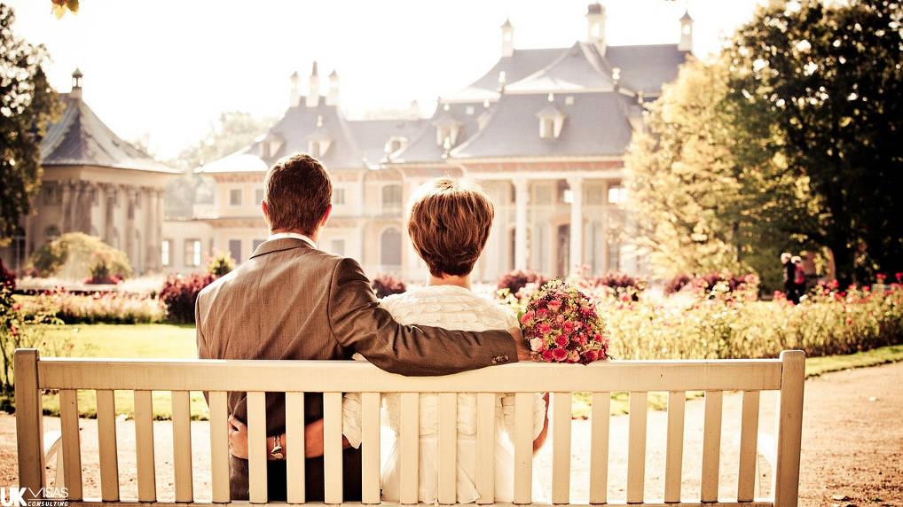 Семейная (Family) виза невесты жениха, жены супруги, партнера, child of a settled person в Великобританию