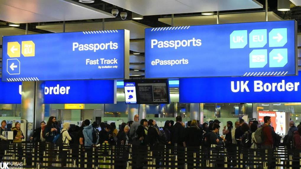 Транзитная виза в Великобританию